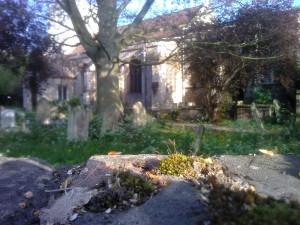 cherry hinton church